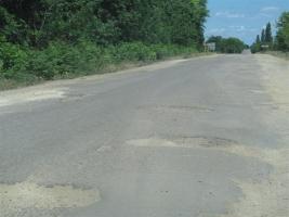 В Одесской области невозможно ездить по