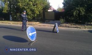В Николаеве на Херсонском шоссе машина сбила насмерть школьницу