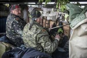 На Донбассе среди террористов усиливаются вооруженные столкновения за право грабить мирных жителей
