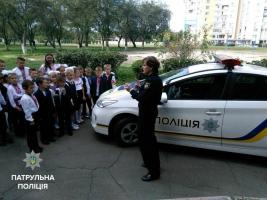 В четырех городах Украины заработали школьные офицеры