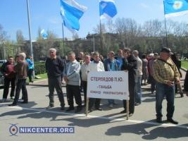 Перевозчики из Одесской области требовали у депутатов вернуть компенсацию за льготный проезд