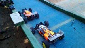 В Николаеве стартовало соревнование автомодельеров из разных городов Украины