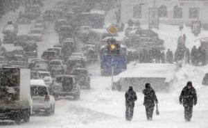 Укргидрометцентр объявил штормовое предупреждение по Украине