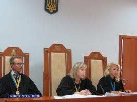 В Николаеве Апелляционный суд окончательно запретил строительство АЗС на пр. Героев Украины