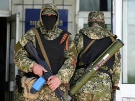 В зоне АТО задержали российских офицеров