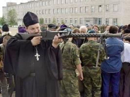 В Одесской области СБУ задержала за терроризм священника, вооруженного гранатами