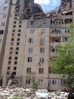 В Николаеве на Намыве взорвался дом