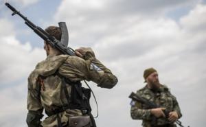 На Донбассе боевики захватили в плен сотрудника ООН
