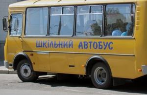 На Херсонщине только под конец учебного года удалось обеспечить школьный автобус
