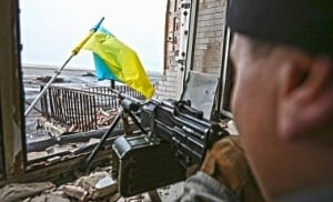В зоне АТО продолжаются ожесточенные бои за Донецкий аэропорт