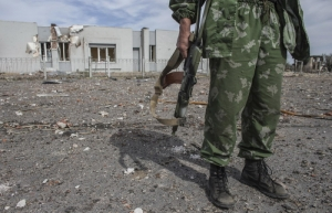 Боевики обстреляли донецкий аэропорт и ряд населенных пунктов на Донбассе
