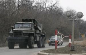 Боевики гранатометами обстреляли Станицу