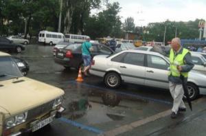 Депутаты Одесского горсовета повысили тарифы на парковку