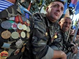 Ветераны Афганистана из Одесской области заявили об ущемлении своих прав