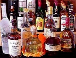 В Николаеве ликвидировали канал контрабанды элитного алкоголя стоимостью 160 тыс. евро