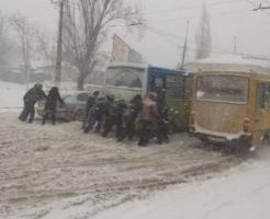 Сегодня в Николаеве трамваи и троллейбусы ходить не будут