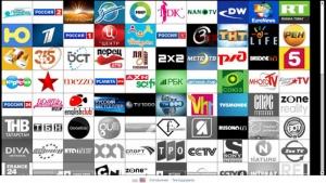 В Украине ввели запрет на трансляцию еще 15 российских телеканалов