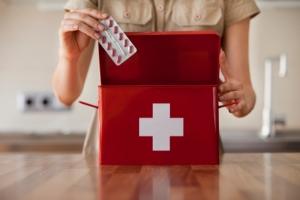 Одесский госпиталь получил аптечки НАТО