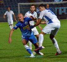 В чемпионате по футболу в аннексированном Крыму принимают участие футболисты из Николаева
