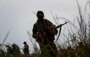 За сутки погибли трое военных, 18 ранены. Карта АТО