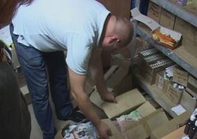 В Одессе обнаружили подпольный склад с психотропными веществами