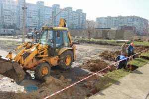 В Одессе начали строительство дома для льготников