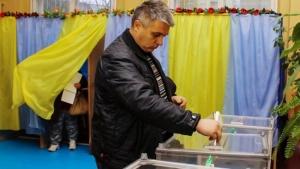 В Луганской области противники «похоронили» одного из кандидатов в депутаты