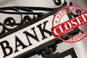 Ликвидация трех банков в Украине продлена еще на два года