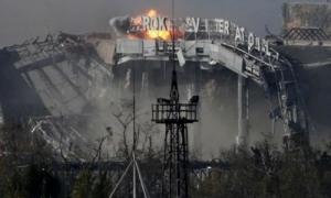 Принято решение о прекращении огня в аэропорту Донецка - Пургин