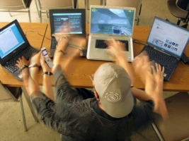 В Херсоне определят лучшего «блогера-истребителя»