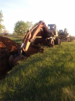 Из-за аварии Вознесенск остался без воды