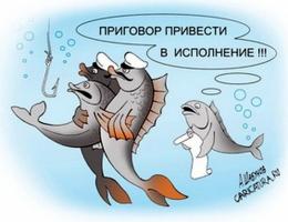 Очаковские браконьеры наловили рыбки на 100 тысяч гривен