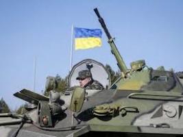Силы АТО ликвидировали семь БТР, два танка и около ста российских наемников