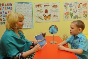 Треть херсонских школьников имеют проблемы с речью