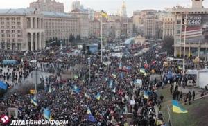 Есть у Евромайдана начало, нет у Евромайдана конца? Оппозиция опять зовет народ  на вече