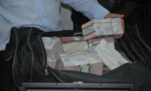 Николаевские правоохранители пресекли работу фирмы, через счета которой прогнали больше 2 миллиардов гривен. Толлько во время ареста было конфисковано 4 миллиона