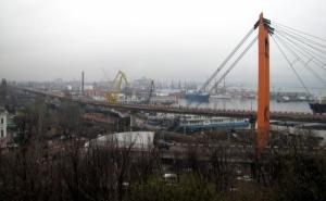 Ремонт эстакады одесского морского порта обойдется в 47 млн. грн.