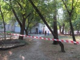 В Мелитополе взорвали ПриватБанк