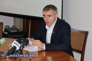 В Николаеве хотят ввести плату за проезд большегрузного транспорта