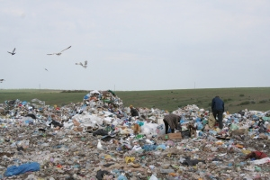 Миллион - в мусор