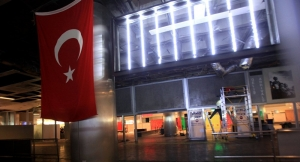 Аэропорт в Турции обстреляли реактивными снарядами