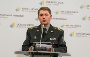 В зоне АТО погиб 1 украинский военнослужащий, 11 получили ранения