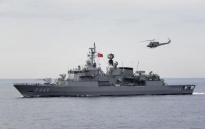 Участники переворота в Турции захватили военный корабль и взяли в плен командующего флотом