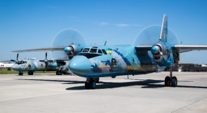 Первый приспособленный к войне Ан-26 готов к отправке в зону боевых действий на Донбассе