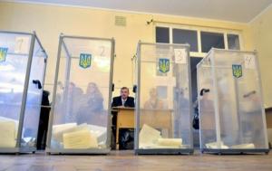 В Одессе голосовали словно в условиях АТО