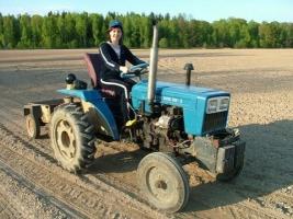 В Херсонской области поймали торговцев водительскими правами для трактористов