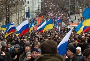 В столице России проходит
