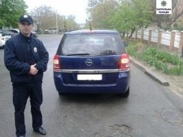 Патрульные Николаева задержали пьяного 16-летнего автовора