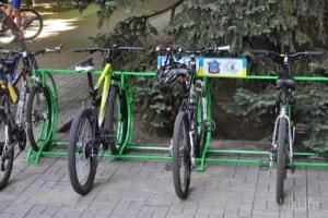 В Николаеве появятся новые велопарковки