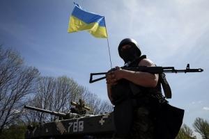 Подразделения ВС Украины оборудовали в зоне конфликта на Донбассе более 100 блокпостов - Тымчук